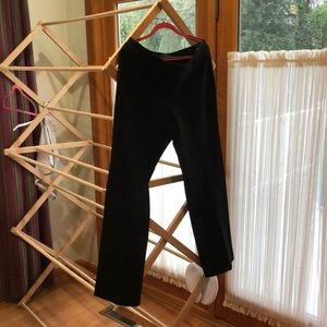 Black Talbots Pants